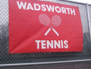 Honors given to Wadsworth Boys Tennis Team members