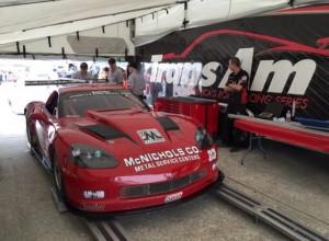 Northeast Ohio native Amy Ruman wins TransAm at Sebring International Raceway