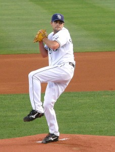 Andy Sonnanstine talks life after Wadsworth High School, Tampa Bay Rays