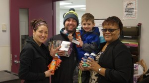 Grace and Truth Church in Wadsworth fills Hope Totes for Haven of Rest