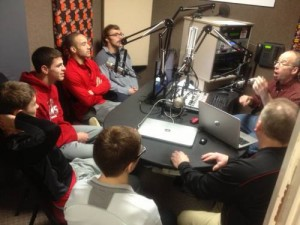 Wadsworth wrestlers visit our studio, talk State Tournament