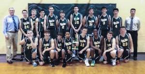 Reimer Road boys basketball chalks up successful season