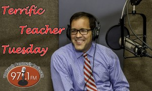 American literature lights up Wadsworth High School teacher Mark Schoonover