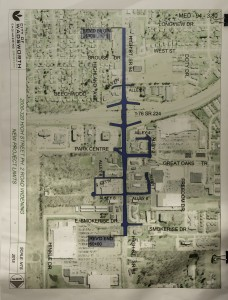 Meeting held to discuss Wadsworth Route 94/High Street project