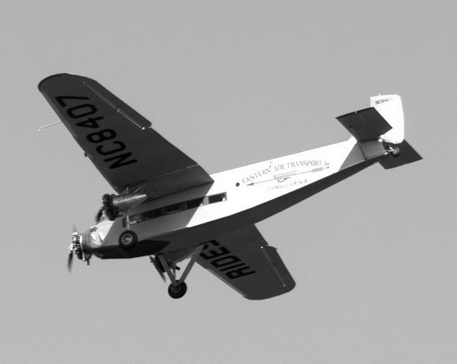 Fly On Restored 1928 Tin Goose When Ford Tri Motor Tour