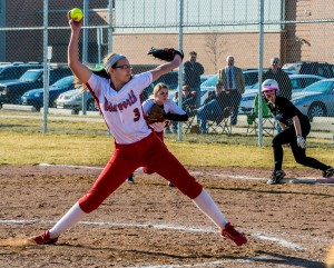 Early season loss spurs on Lady Grizzlies softball