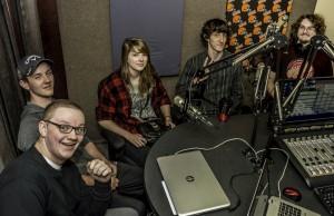 'Walking in Circles' band revved up for gig Saturday