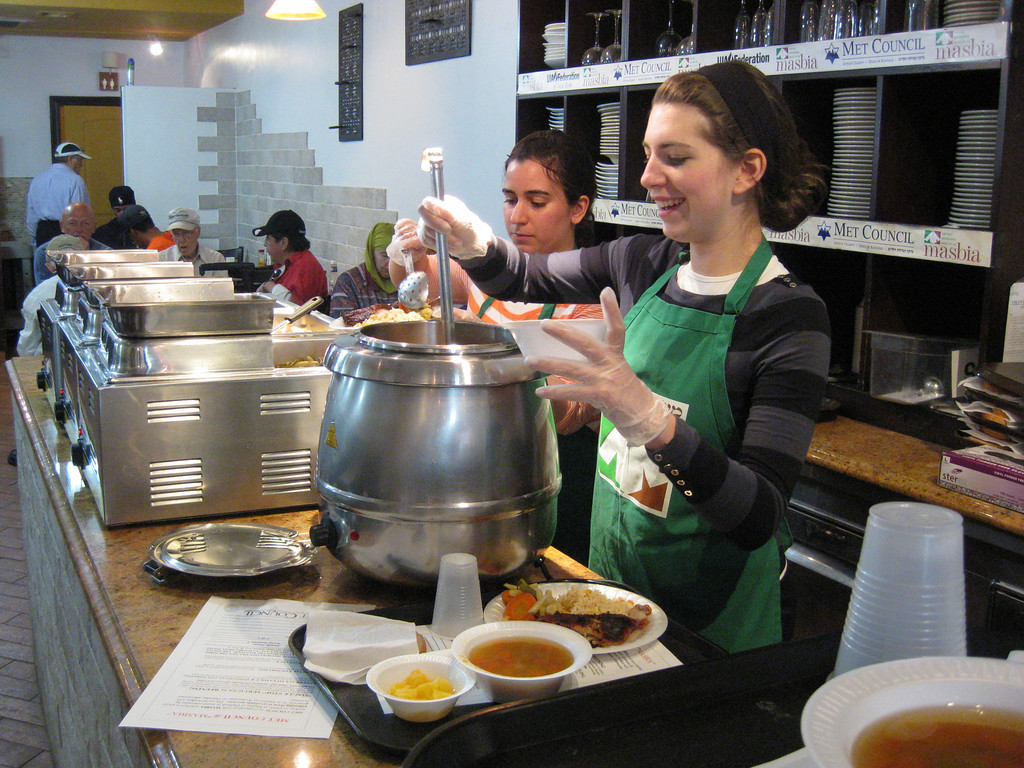 How To Volunteer At Soup Kitchen In Nyc