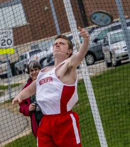 Two Wadsworth Track Athletes Heading to State Meet