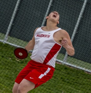 4 SL Titles in a row for Wadsworth Boys Track