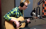 Wadsworth High School graduate, talented musician Gabe Reed performs original tunes in studio