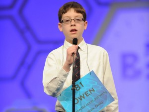 Owen Kovalik brings semi-finalist National Spelling Bee ranking to Medina