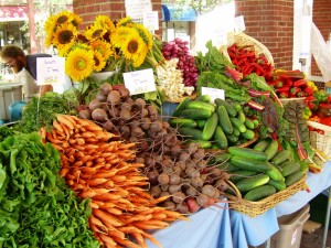 Wadsworth Farmers Market growing