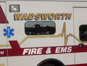 Three Wadsworth Firefighters/EMS Personnel Honored