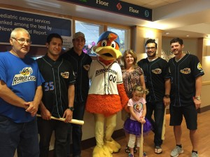 pediatric cancer, rubberducks