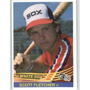 Scott Fletcher, from Grizzly shortstop to MLB