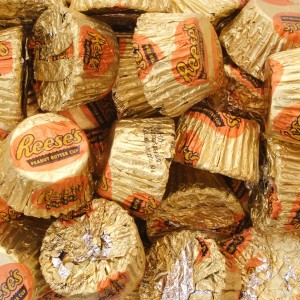 Reese's Peanut Butter Cups top 'cool candy' list