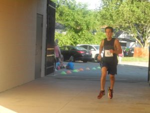 Runners Register for Blue Tip Races