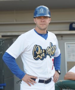 Wadsworth HOF Member Drew Saylor has Quakes in Playoffs