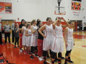 Lady Grizzlies Win Exhibition Game over Norton