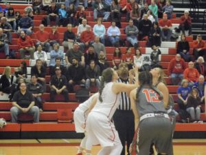 Mentor Beats Lady Grizzlies in BRC