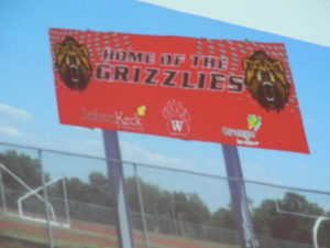 Grizzlies Baseball win 3 straight.