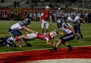 Wadsworth Keeps rolling as they beat Twinsburg 54-20