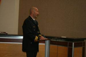 Wadsworth welcomes new fire chief Robert Lindner