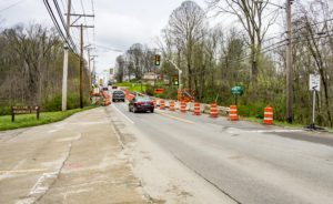 College Street Culvert to be done in October