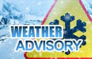 Winter Weather Advisory for northeast Ohio