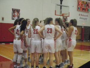 Lady Grizzlies basketball team clobbers Brecksville-Broadview Heights