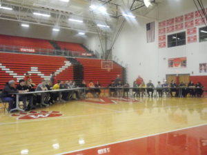 9 Wadsworth HS Seniors sign Letters of Intent to attend College
