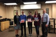Wadsworth High Schoolers place in Medina County Auditor's Weights and Measures Seals contest