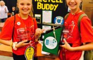 Wadsworth 6th graders take 2nd place at Ohio Invention Convention Competition with Recycle Buddy
