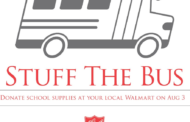 "Wadsworth Salvation Army Teams Up with Walmart to ""Stuff the Bus"""
