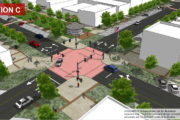Wadsworth unveils proposed downtown streetscape plan to public