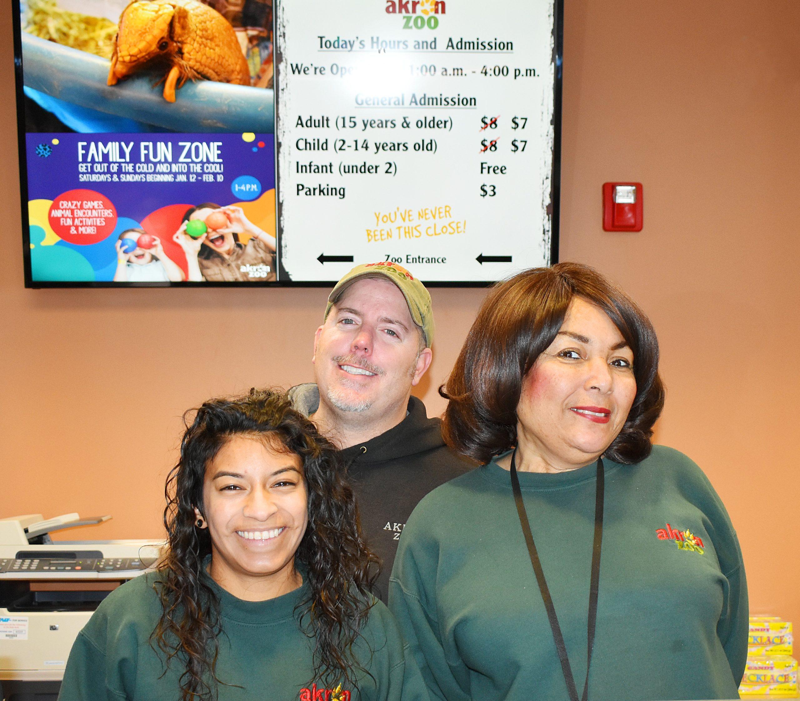 Akron Zoo To Host Job Fair February 8 9 Wadsworth Community Radio