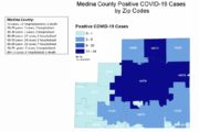 Medina County Health Department releases COVID-19 zip code data